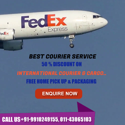 Courier services in Connaught Place