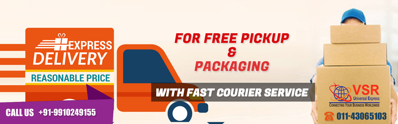 Express Import Services in Faridabad