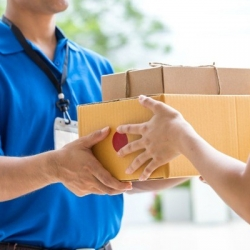 Courier Services in R K Puram