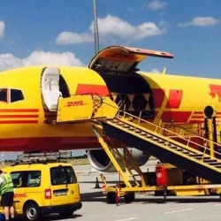 DHL Courier Services in R K Puram